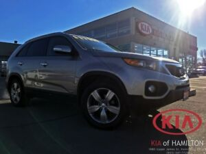2013 Kia Sorento EX AWD | Low KM | Clean