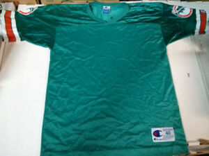 Champion NFL jersey size 40 Miami Dolphins (no name, no #) $20