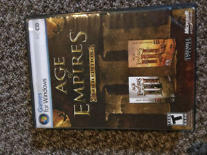 Age of empires 3 gold pack
