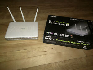 Asus RT-N16 Wireless Router