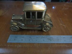 BRASS MODEL A FORD