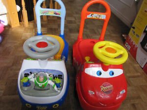 """Disney Ride On,  """"Cars"""", Excellent Condition:REDUCED"""