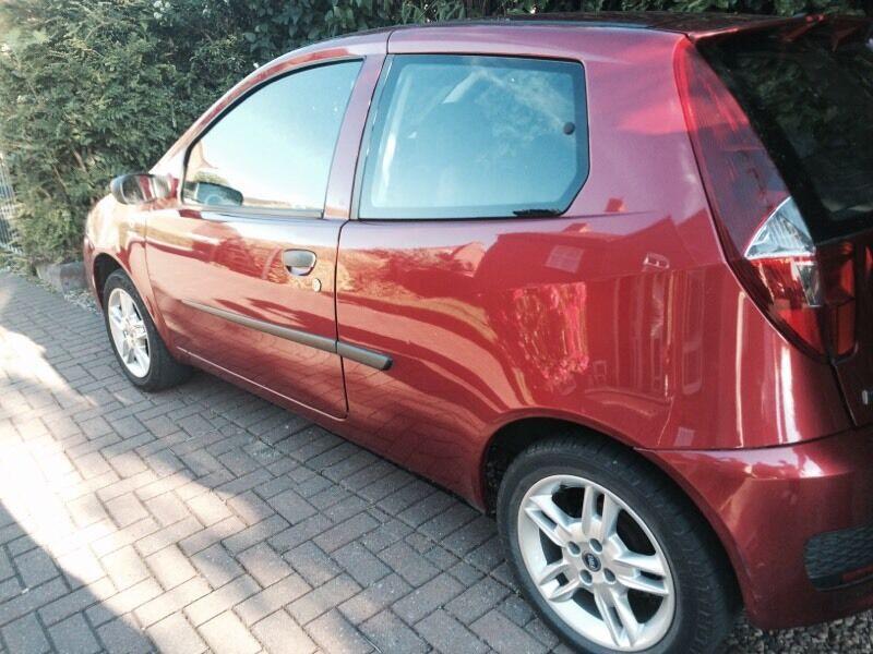 Fiat punto 2004 1.2 active sport 3dr