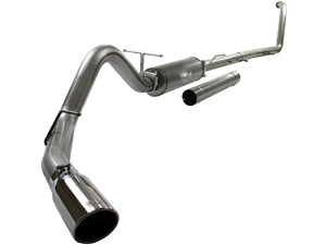 "4"" afe exhaust for 08-16 ford superduty"