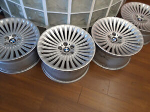 "BMW 19"" OEM (style 176) Staggered Rim Set (x4) - $3,000"
