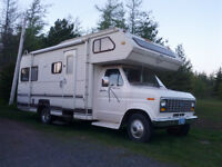1985 Ford Motorhome For Sale