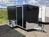 6'x10' Neo Aluminum Enclosed Trailer