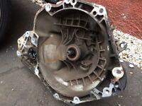 Corsa c gearbox