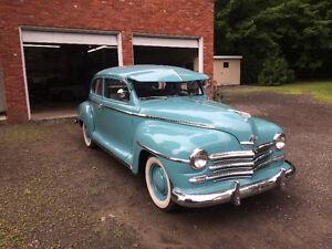 Plymouth spécial 1948