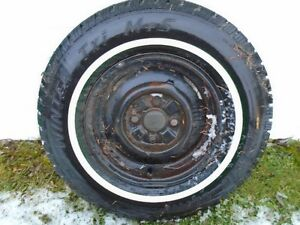 """EXTREME"" WINTER TIRE ON RIM (14 INCH) Prince George British Columbia image 1"