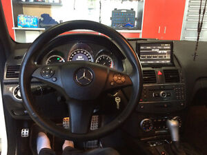 2011 Mercedes-Benz C-Class Belle voiture Berline