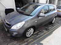 Hyundai i20 Style 5dr low mileage PETROL MANUAL 2009/09
