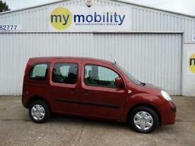 Renault Kangoo Expression Allied Autograph Automatic Wheelchair Scooter Access