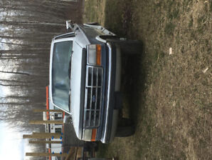 1993 Ford extended cab 4x4 XLT 460 loaded! Nice interior RUNS!