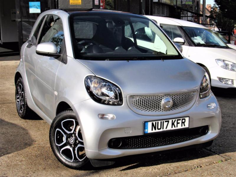 2017 SMART FORTWO COUPE 1.0 PRIME PREMIUM 2DR COUPE (START/STOP) MANUAL PETROL