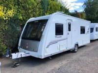 Elddis Crusader Shamal 4 Caravan FIXED SINGLE BEDS, MOTOR MOVER, BARGAIN !!