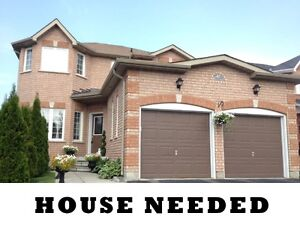 We are looking to buy a 2 story House in Barrie