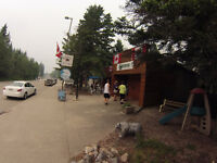 Clear Lake (Wasagaming) biz for sale
