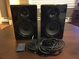 KANTO iPair 5 Speakers and iPod Dock - $150