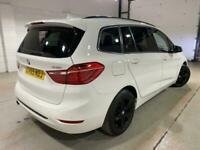 2015 BMW 2 SERIES GRAN TOURER 1.5 218i Sport Gran Tourer (s/s) 5dr MPV Petrol Ma