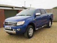 Ford Ranger Limited 4x4 Dcb Tdci DIESEL MANUAL 2015/15