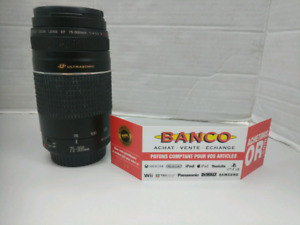 Canon lens for sale