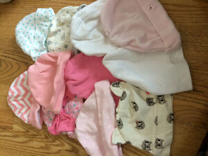 Tons of 3 month clothing+accessories