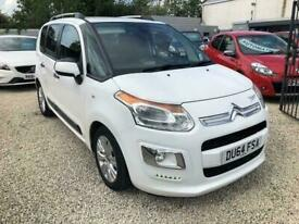 image for 2014 Citroen C3 Hdi Exclusive Picasso Mpv Diesel Manual