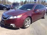2010 Acura TL AWD w/Technology Package