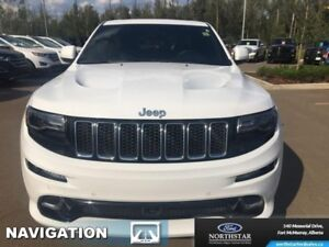 2015 Jeep Grand Cherokee SRT  - Navigation - Power Windows - Pow