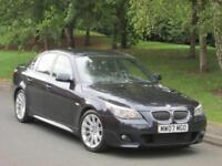 BMW 525d 3.0 auto 2007 d M Sport for sale