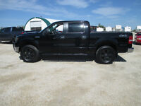2006 Ford F-150 Crew Cab Short Box 5.4L 20's Moonroof Low Kms