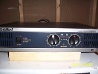 YAMAHA POWER AMP P2500S