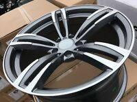 "19"" alloy wheels Alloys Rims tyre tyres 5x120 BMW 2 3 4 5 series Vw Volkswagen t5"
