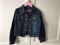 Girls Jean Jacket - Age 8 Years