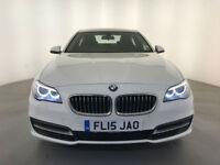 2015 BMW 518D SE DIESEL 1 OWNER SERVICE HISTORY FINANCE PX WELCOME