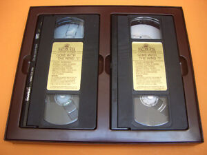 GONE WITH THE WIND COLLECTORS EDITION VHS London Ontario image 3