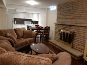ROOM FOR RENT IN SHARED TWO-BEDROOM BASEMENT APARTMENT