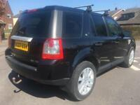 2007 LAND ROVER FREELANDER 2 2.2 TD4 XS 5 DR ESTATE 4X4 AMAZING