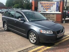 Volvo V50 2.0D 2009 SE, good clean condition. Ideal work car.