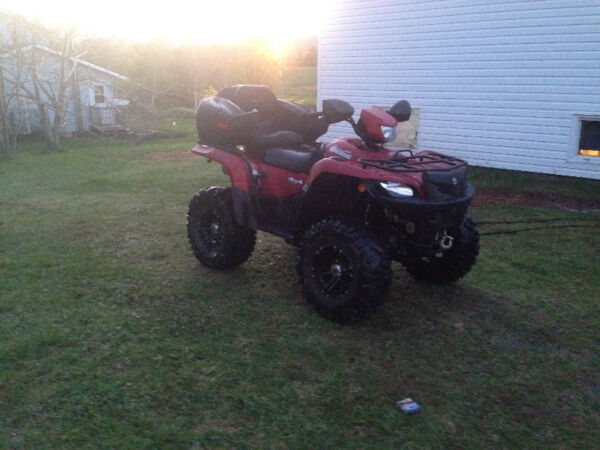 Used 2013 Suzuki King quad