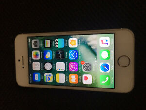 white iphone 5s-16GB ( ROGER )