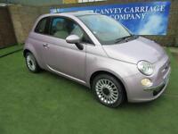 2013 Fiat 500 1.2 Lounge 3dr
