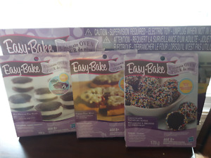 Easy bake oven and refills