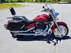 2000 Honda Shadow Sabre 1100cc