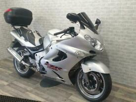 2002 (02) KAWASAKI ZZR1200/ZX1200 WITH LOTS OF EXTRAS AND ONLY 27618 MILES