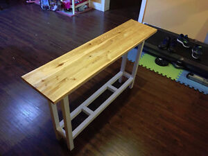 Juniper Top Sofa Table....