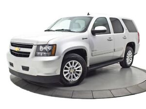 2011 Chevrolet Tahoe Hybrid LT AWD, CUIR, CAM, NAV