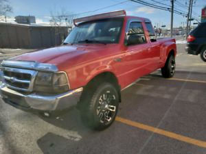 Ford ranger 1999 2x4  ultranpropre