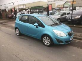 2012/12 Vauxhall Meriva 1.7CDTi 16v AUTOMATIC Exclusiv 5dr DIESEL MPV SAVE £300